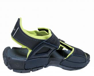 Детски  равни сандали Rider сини 3