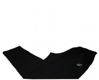 Мъжко долнище памук черно Гигант