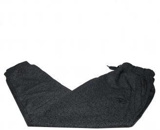 Мъжко долнище памук сиво