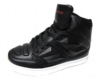 Детски обувки Bulldozer черни еко кожа