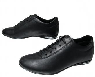 Мъжки спортно елегантни обувки изработени от еко кожа