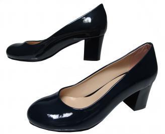 Дамски ежедневни обувки  сини