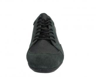 Мъжки обувки  сиви 3