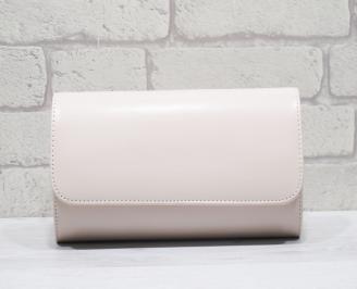 Абитуриентска чанта еко кожа  розова