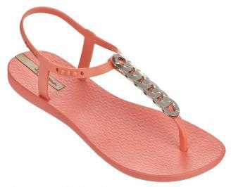 Дамски сандали  оранжеви