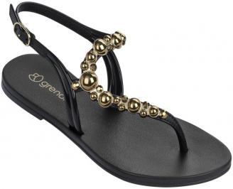 Дамски силиконови сандали Ipanema черни