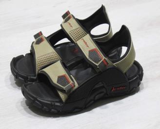 Равни сандали Rider бежови
