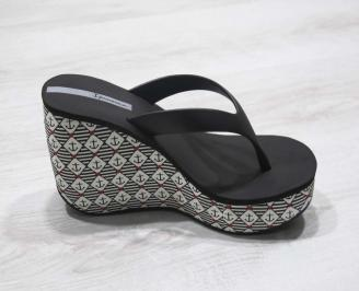Дамски силиконови чехли Ipanema  черни 3
