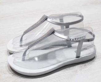 Дамски силиконови сандали Ipanema бели