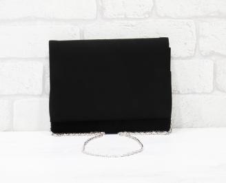 Абитуриентска чанта еко кожа /лак черна