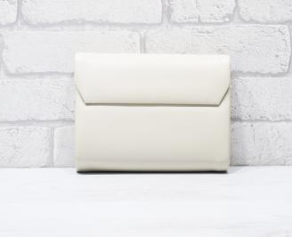 Абитуриентска чанта еко кожа светло бежова