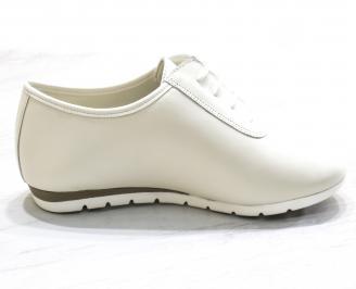 Дамски обувки Гигант  естествена кожа бежови 3