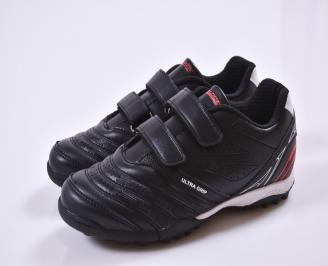 Детски обувки  еко кожа черни