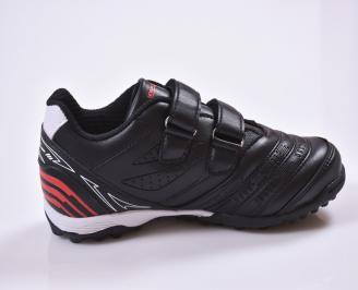 Детски обувки  еко кожа черни 3