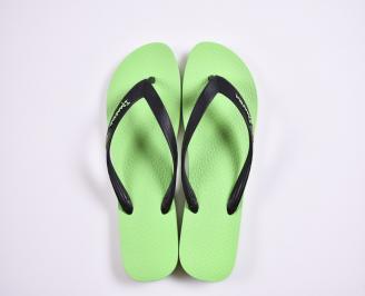 Мъжки  джапанки зелени