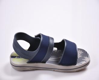 Детски сандали сиви 3