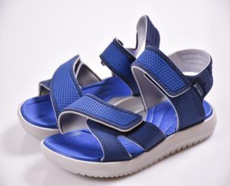 Детски сандали сини