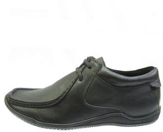 Ежедневни мъжки обувки естествена кожа