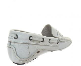 Мъжки обувки от естествена кожа 3