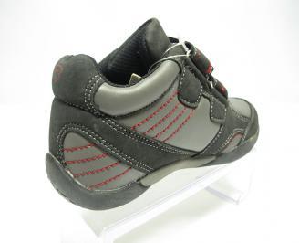 Детски обувки Bulldozer еко кожа 3