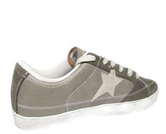 Спортни обувки сиви 3