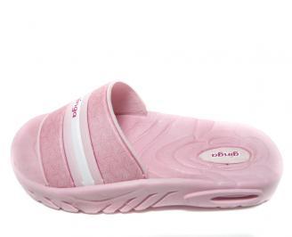 Детски джапанки розови