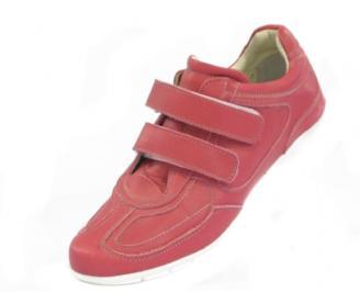 Спортни обувки от естествена кожа