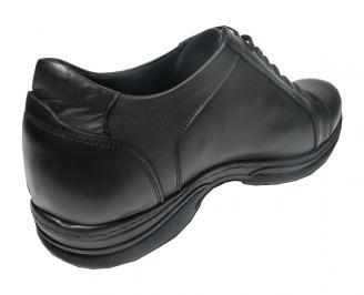 Мъжки обувки Гигант естествена кожа черни 3
