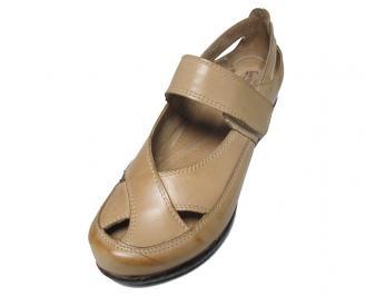 Дамски обувки естествена кожа 3
