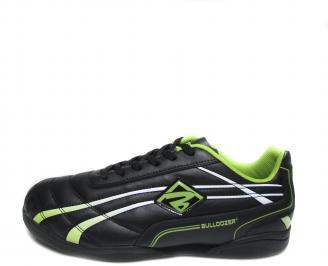 Мъжки обувки Гигант Bulldozer еко кожа черни