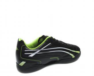 Мъжки обувки Гигант Bulldozer еко кожа черни 3