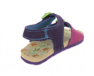 Бебешки сандали 3