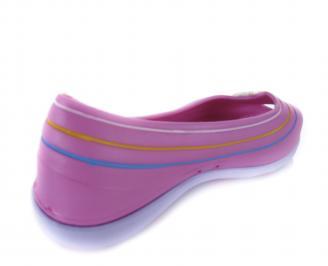Дамски обувки розови 3
