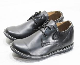 Мъжки ежедневни обувки естествена кожа