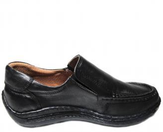 Мъжки ежедневни обувки естествена кожа 3