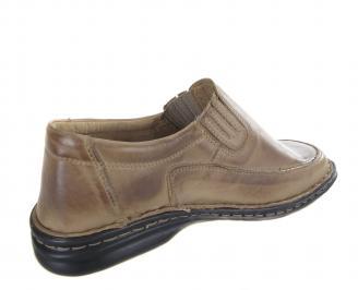 Мъжки обувки естествена кожа 3