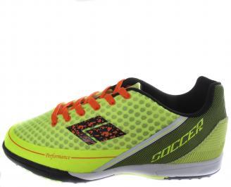 Мъжки спортни обувки   зелени